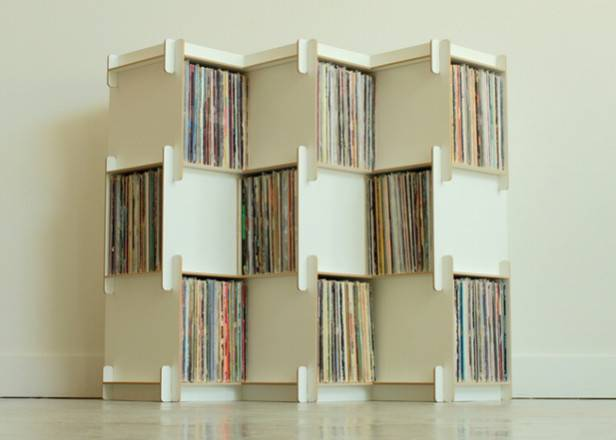 Ikea Place Vinyl Shelving Market Challenged