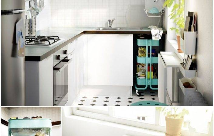 Ikea Solutions Small Kitchens