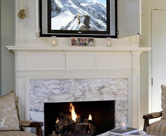 Incredible Solutions Over Fireplace Ideas Home