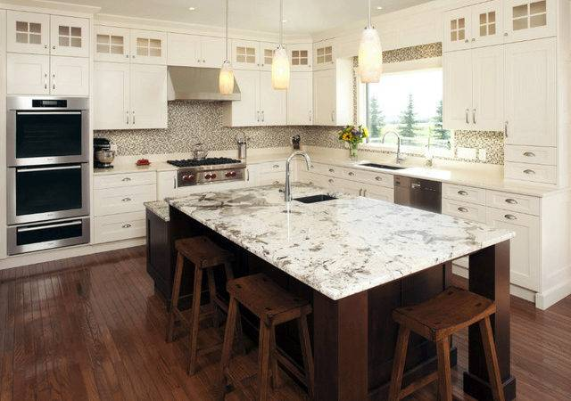 Incredible Transitional Kitchen Design