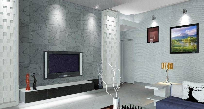 Indian Style Wall Design Living Room House