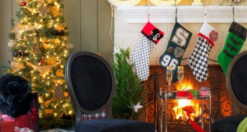 Indoor Christmas Decorating Ideas Hgtv