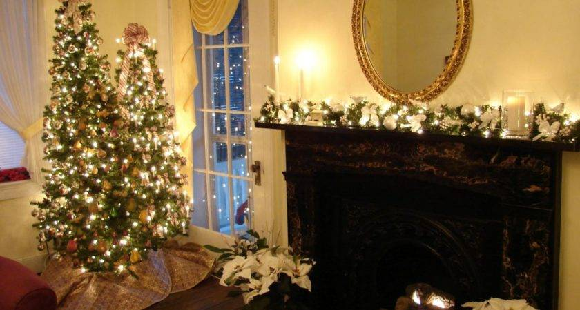 Indoor Christmas Decorations Interior Design Styles