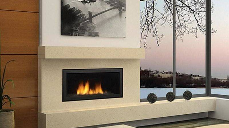 Indoor Gas Fireplaces Modern Fire Place