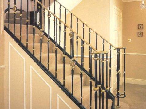 Indoor Railings
