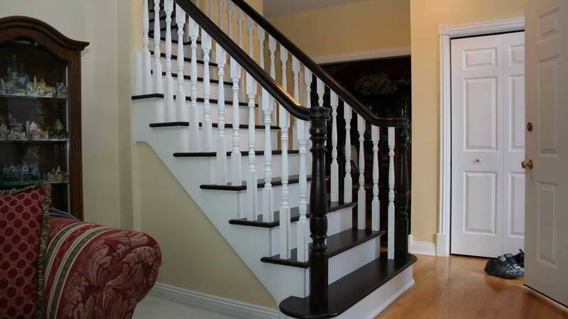 Indoor Southern Staircase Decoration Stairs