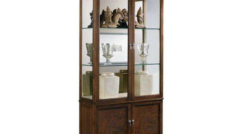 Informasion Small China Cabinet Placement Room