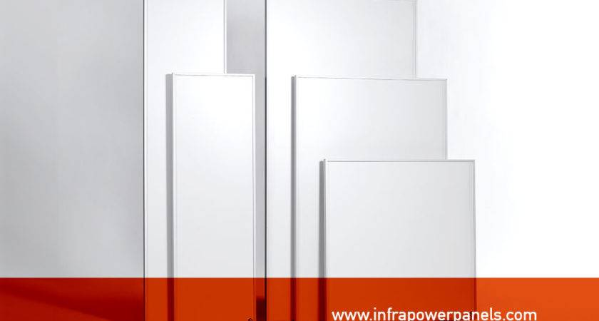 Infrapower Panels Standard Line Infrared