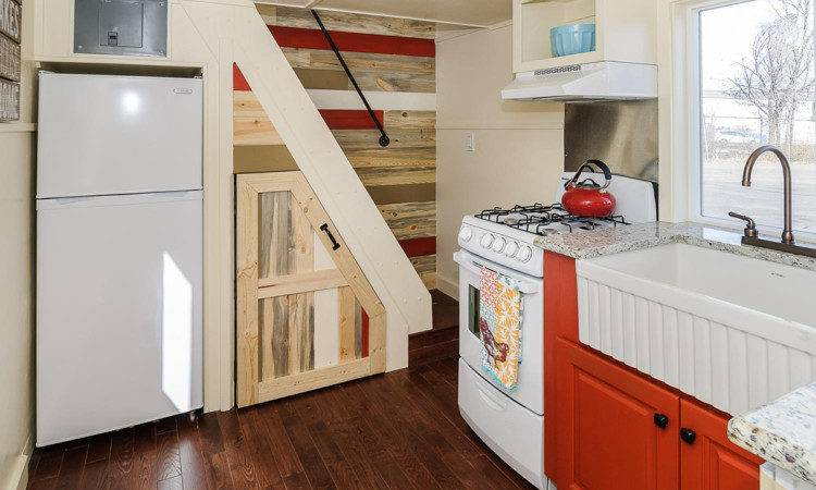 Ingenious Staircase Tiny Houses Darla House Blog