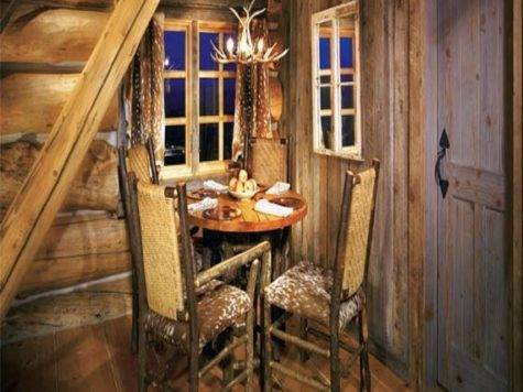 Inside Small Cabins Pin Pinterest