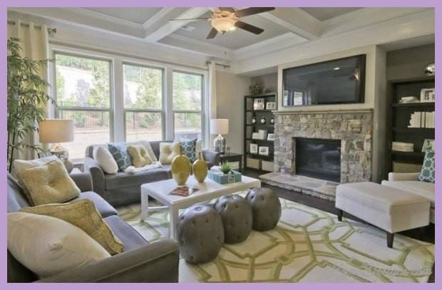 Inspirational Living Rooms Homedesigns
