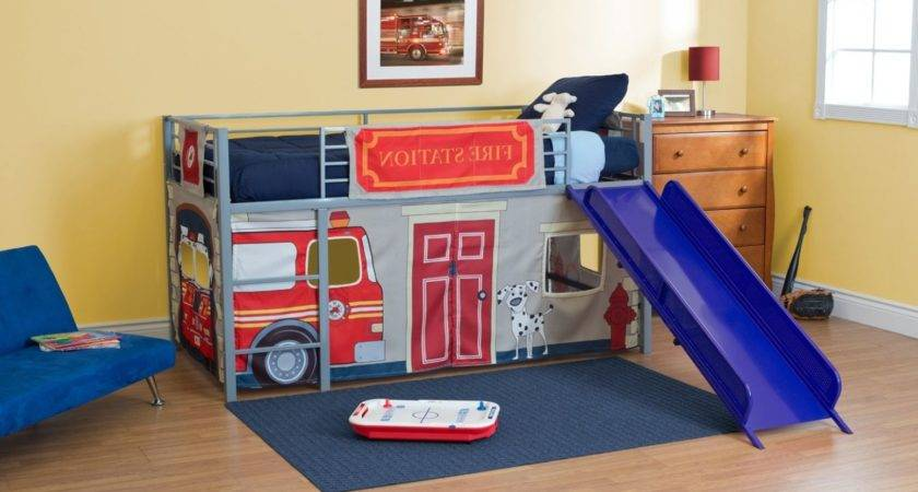 Inspirations Kids Bunk Bed Slide