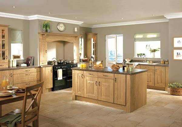 Inspiring Delightful Traditional Kitchen Designs