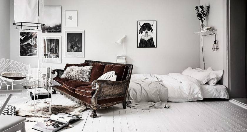 Inspiring Scandinavian Interior Design Apartment