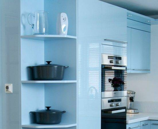 Install Cool Corner Best Kitchen Shelving Ideas