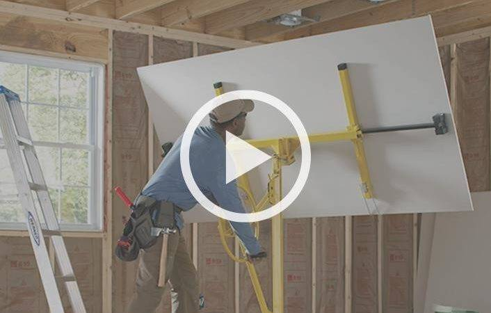 Install Dry Wall Home Depot