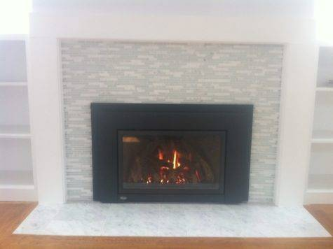 Installing Tile Around Gas Fireplace Bathroom Furniture