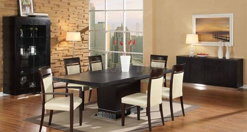 Interesting Concept Contemporary Dining Room Sets