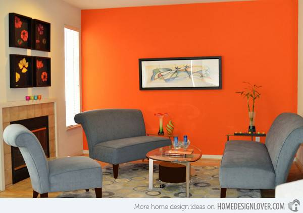 Interesting Living Room Paint Ideas Decoration House