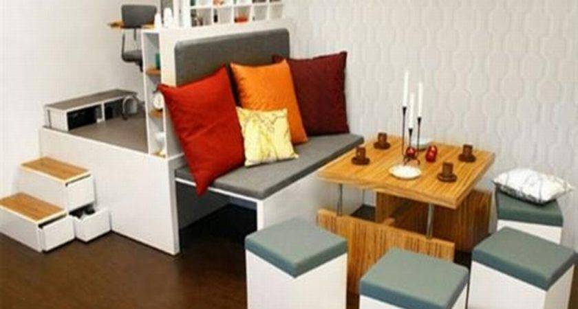 Interior Decor Ideas Small Spaces