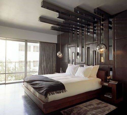 Interior Decorations Design Hotel Room Car