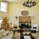 Interior Decorations Farmhouse Country Living Christmas