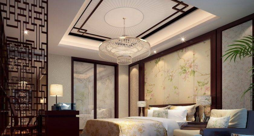 Interior Design Bedroom Chinese Style House