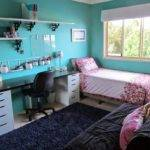 Interior Design Bedroom Girls Blue