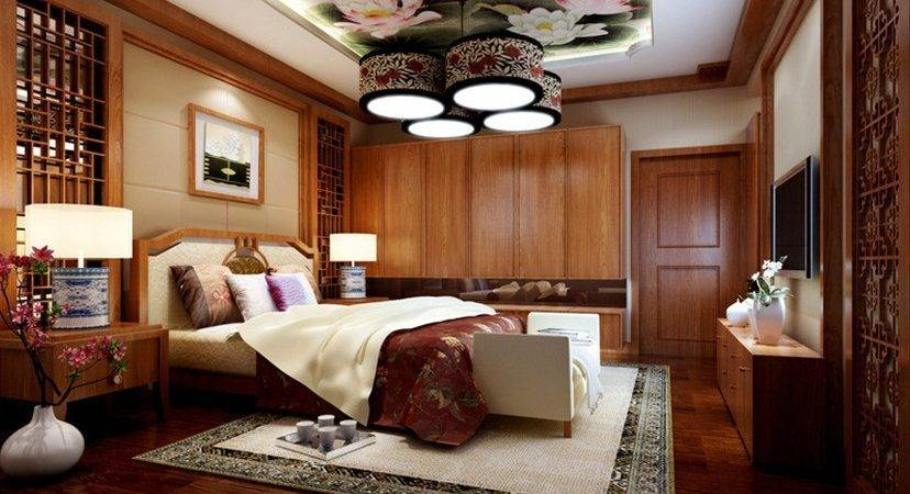 Interior Design China Bedroom House
