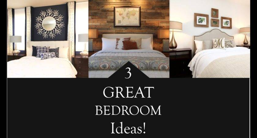 Interior Design Great Bedroom Ideas Youtube
