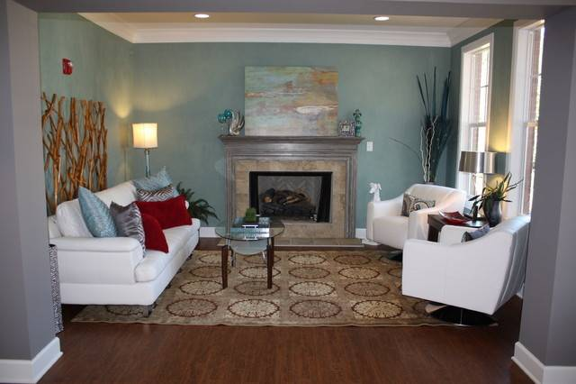 Interior Design Ideas Traditional Living Room Other