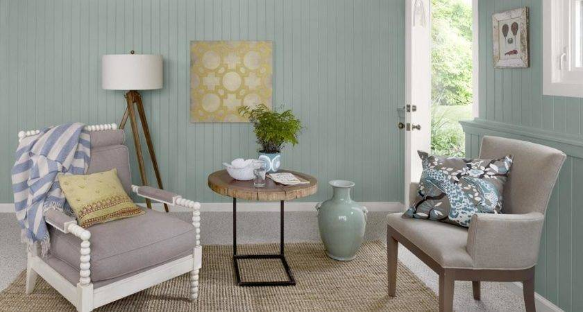Interior Design New Home Color Trends Office