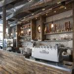 Interior Design Rustic Coffee Shop Counter Best