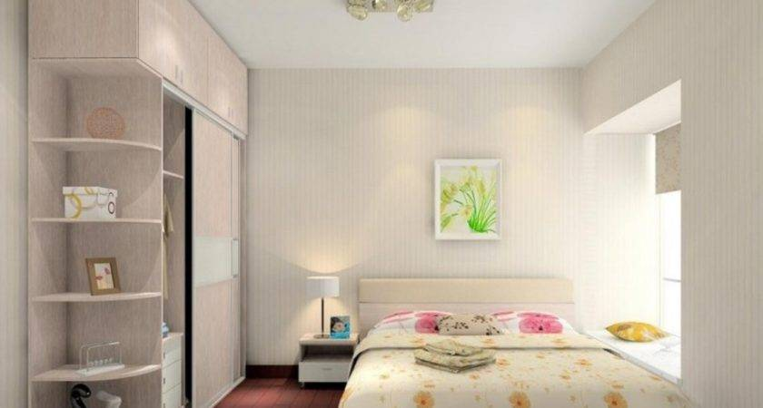 Interior Design Sleeping Room Bed House