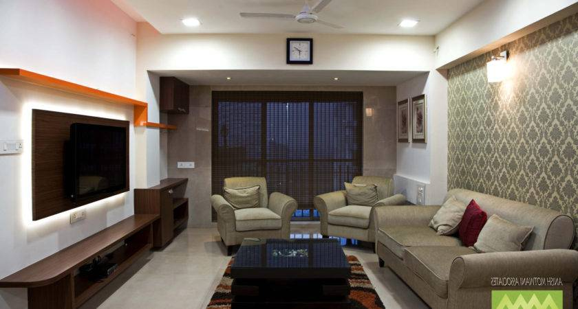 Interior Design Small Drawing Hall Home Combo
