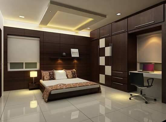 Interior Designer Thane Modern Bedroom