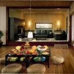 Interior Designs Simple Japanese Living Room Style