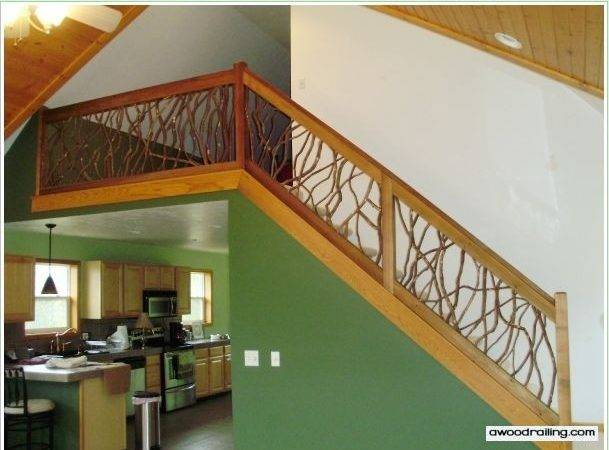 Interior Railing Choices Home Kits