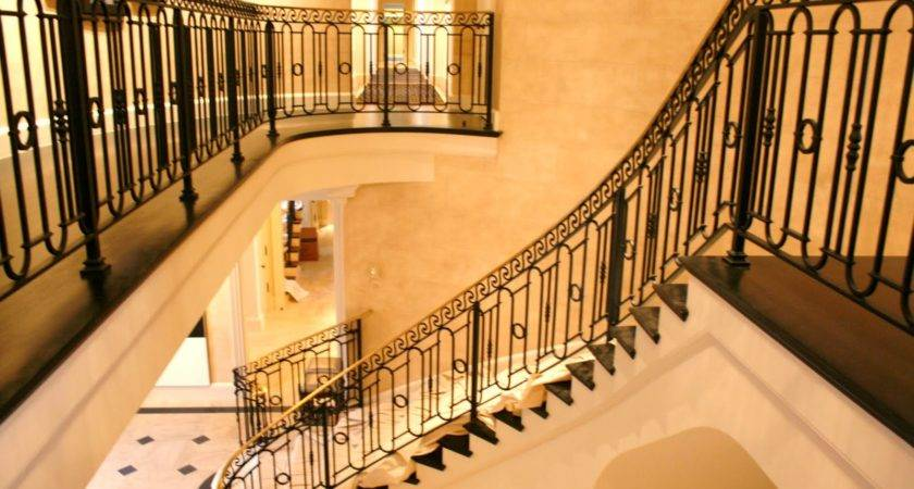 Interior Stair Railing Designs Home Decorations Insight