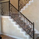Interior Stair Railing Traditional Staircase Other