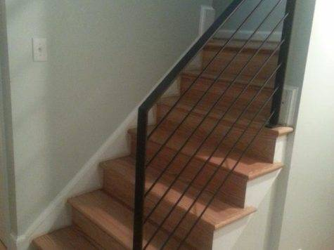 Interior Stair Rails Reliable Inc