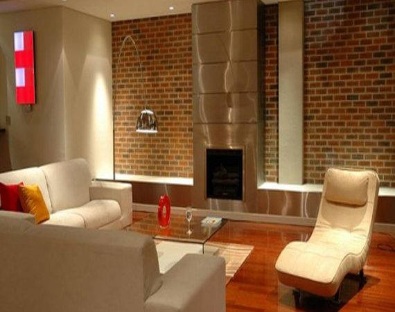 Interior Wall Options Fabric Covering Ideas