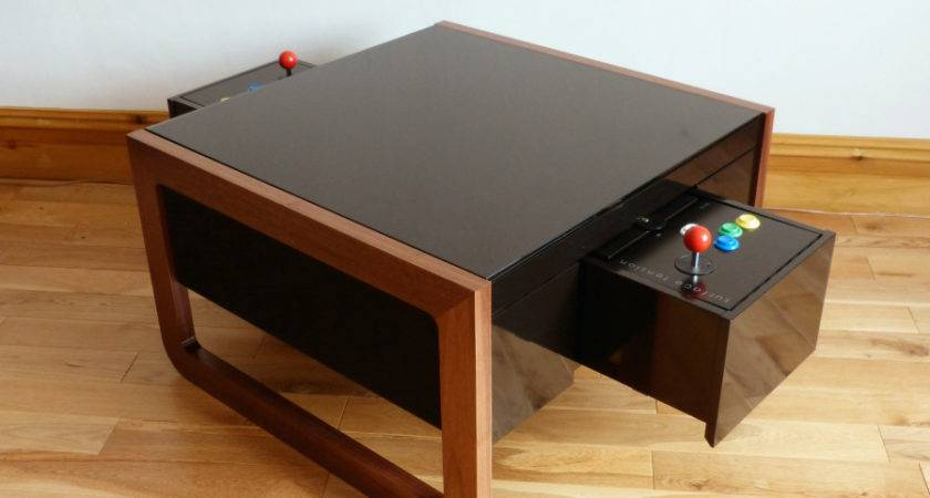 Introducing Preview Our Forthcoming Arcade Coffee Table