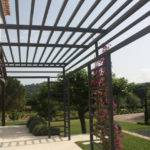 Iron Pergola Kits Wrought