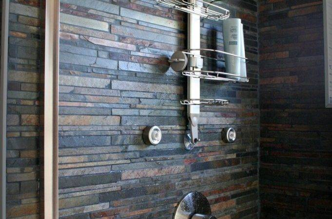 Irregular Slate Bathroom Luxury Walk Showers