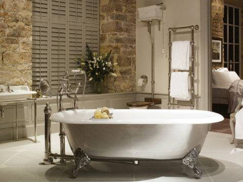 Irresistible Bathroom Ideas Freestanding Bathtub