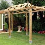 Japanese Pergola Garden Patio Designs