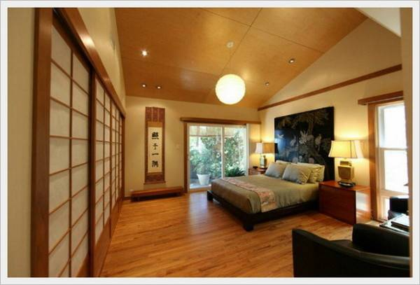 Japanese Style Bedroom Design Tips Part Home Interior