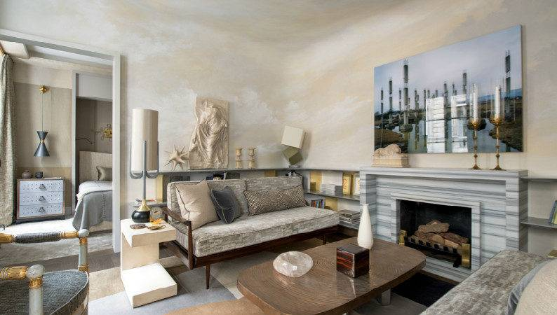 Jean Louis Deniot Eclectic Chic Parisian Apartment