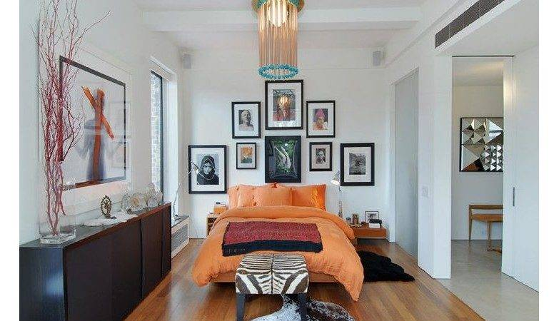 Jennifer Aniston Beautiful Bedroom Design Ideas